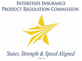National Standards: Regulation of Insurance Products