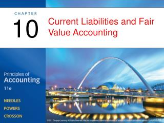 Current Liabilities and Fair Value Accounting