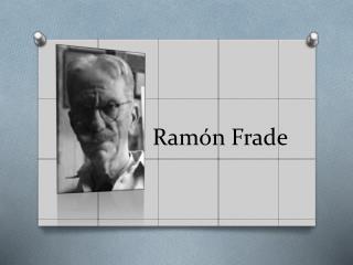 Ramón Frade