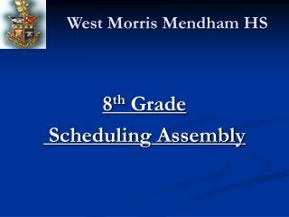 West Morris Mendham HS