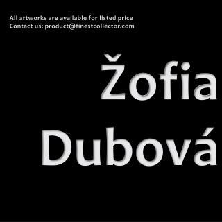 Žofia  Dubová