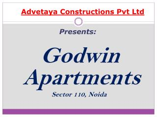 Advetaya  Constructions  Pvt  Ltd Presents: