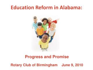 Education Reform in Alabama:
