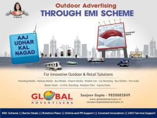 Advertising media in Andheri - Global Advertisers