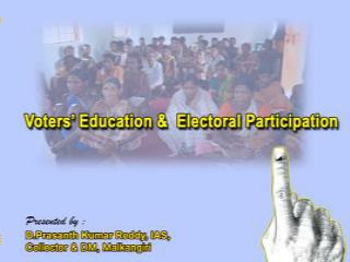 Voters� Education and Electoral Participation