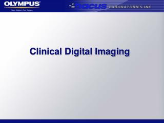 Clinical Digital Imaging