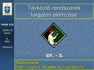 (Kis-1) Zárthelyi feladatok 2010. 03. 18.