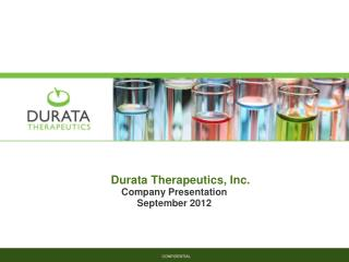 Durata Therapeutics, Inc.