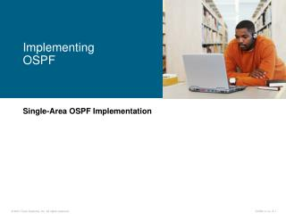 Single-Area OSPF Implementation