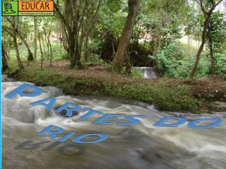P artes do rio