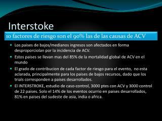 Interstoke