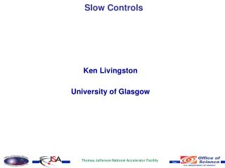 Slow Controls