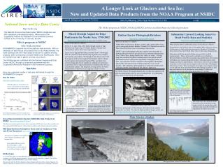 Online Glacier Photograph Database
