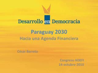 Paraguay 2030