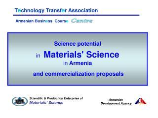 T e chnology Transf e r Association