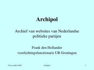 Archipol