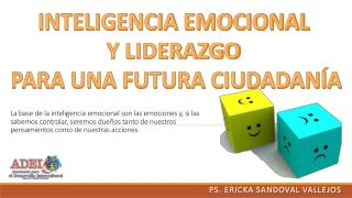 Ps. Ericka Sandoval Vallejos