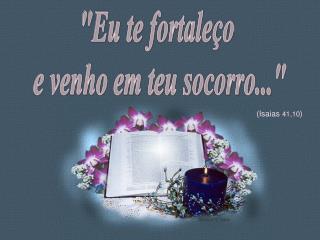 (Isaias  41,10 )