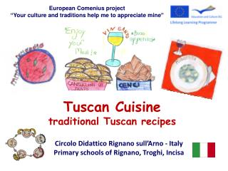 Tuscan Cuisine traditional Tuscan recipes