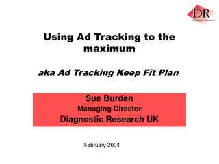 Using Ad Tracking to the maximum