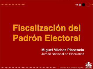 Elecciones Generales 2006