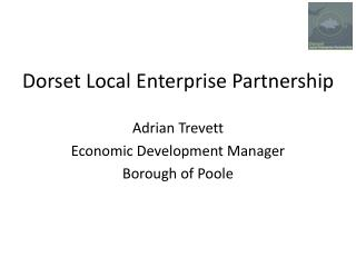 Dorset Local Enterprise Partnership