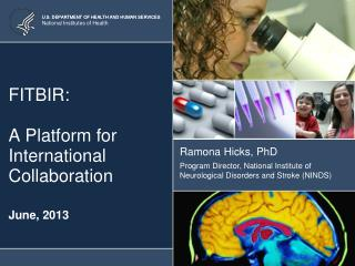 FITBIR: A Platform for International  Collaboration June, 2013