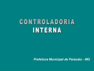Prefeitura Municipal de Paracatu - MG