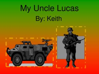 My Uncle Lucas