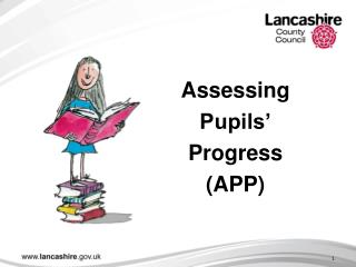 Assessing Pupils  Progress APP