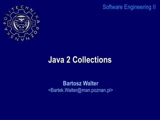 Java 2 Collections