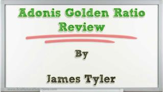 ppt 38910 Adonis Golden Ratio Review