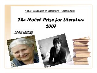 The Nobel Prize for Literature 2007