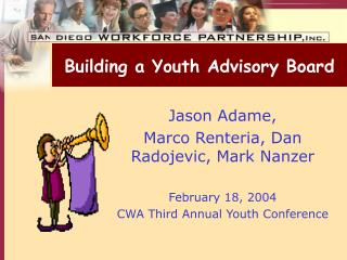Building a Youth Advisory Board