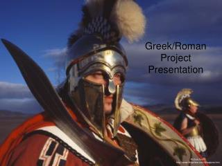 Greek/Roman Project Presentation