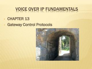 Voice over IP Fundamentals