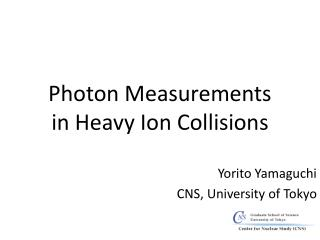 Photon Measurements  in Heavy Ion Collisions