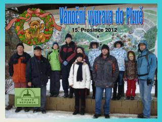 Vánoční  výprava  do  Plzně