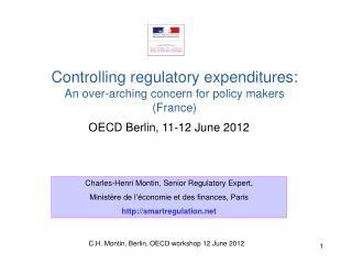 OECD Berlin, 11-12 June 2012