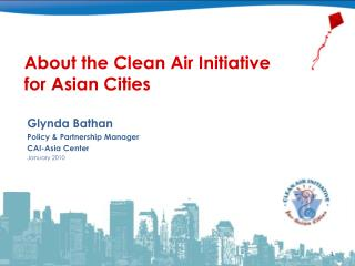 About the Clean Air Initiative for Asian Cities