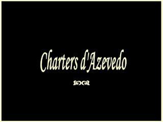 Charters d'Azevedo