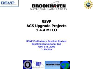 RSVP AGS Upgrade Projects 1.4.4 MECO