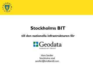 Stockholms BIT