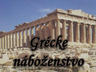 Gr�cke n�bo�enstvo