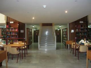 Visita Virtual de la Biblioteca
