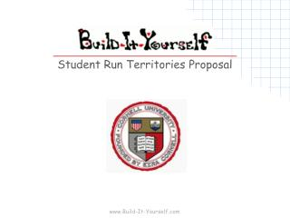 Student Run Territories Proposal