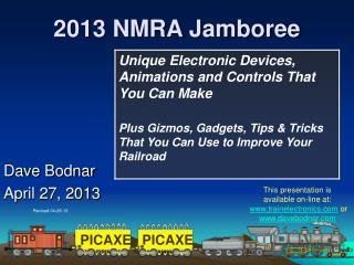 2013 NMRA Jamboree