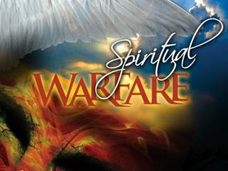 "What do you think of when you hear the phrase ""Spiritual Warfare""? What images come to mind?"