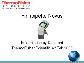 Finnpipette Novus
