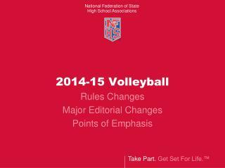 2014-15 Volleyball